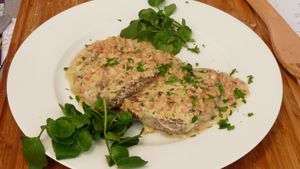 Patrick Anthony's steak diane